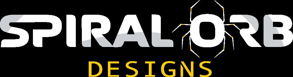 spiral orb designs logo